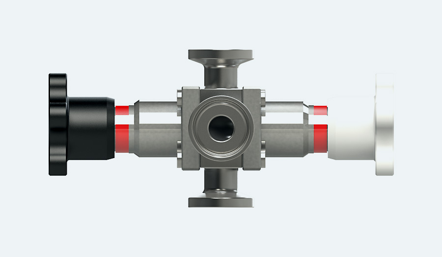 Sanitary valves overview
